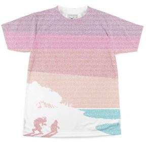 "Litographs t-shirt design for H. G. Wells' ""The Island of Dr. Moreau"""