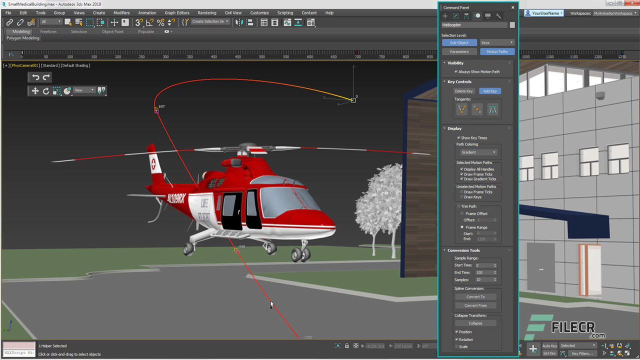Autodesk 3DS MAX 2020 Free Download
