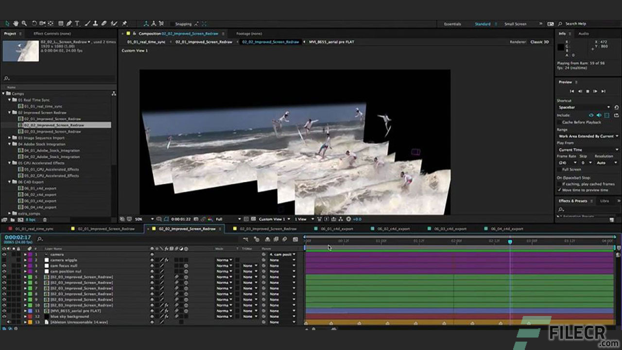 Scr3_Adobe After Effects CC_free download