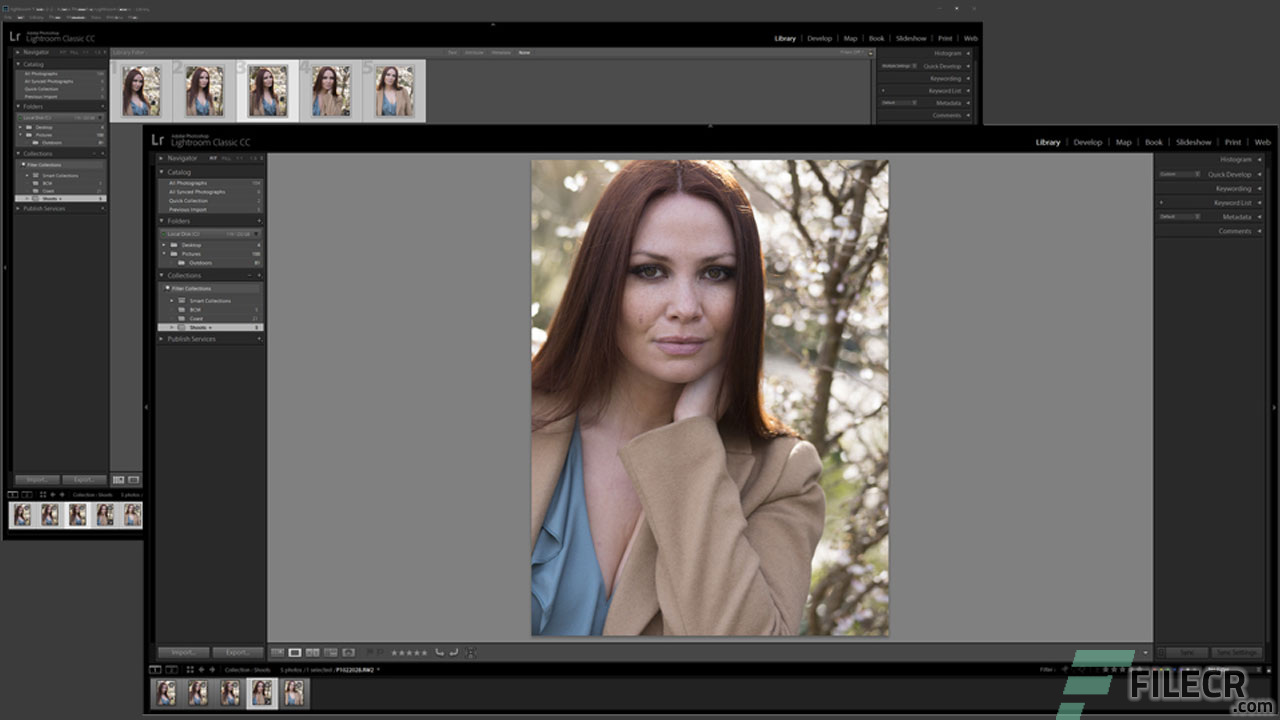 Photoshop Lightroom Classic CC 2019 Free Download
