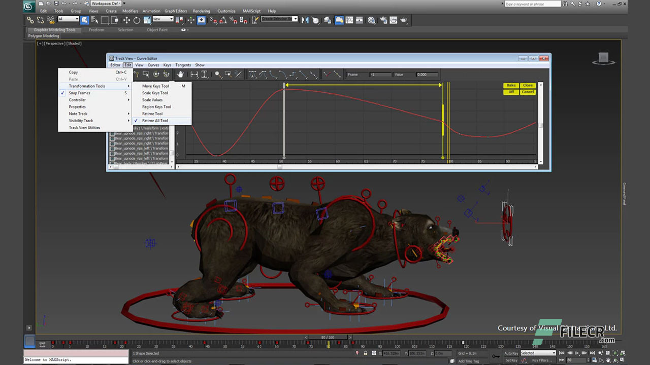 Scr7_Autodesk 3DS Max_free download