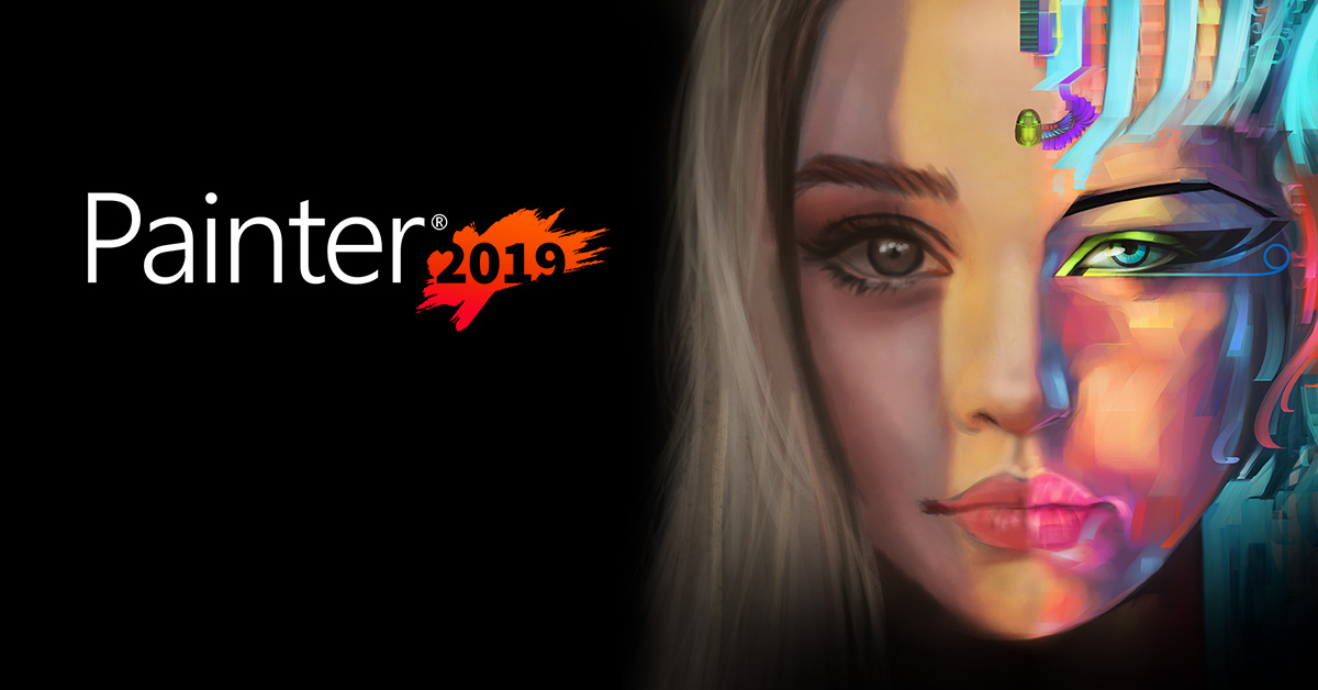 Corel Painter 2019 for MacOS Free Download