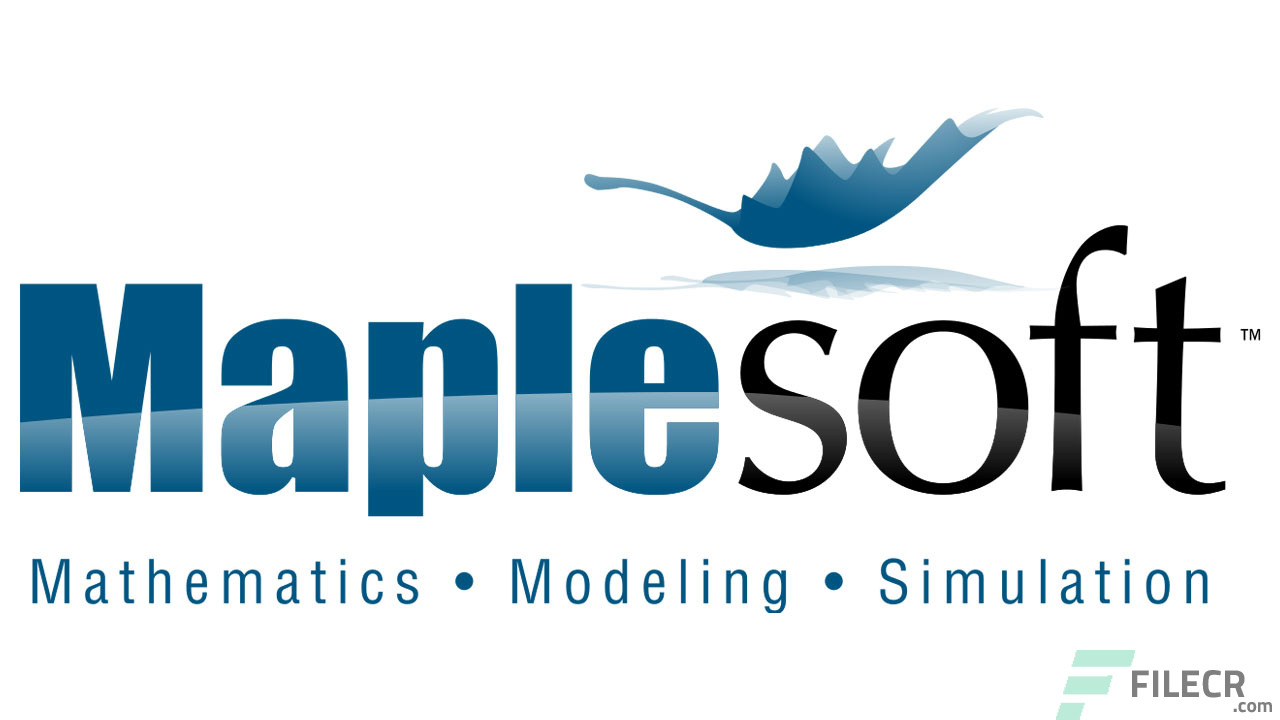 Maplesoft Maple 2019 Free Download
