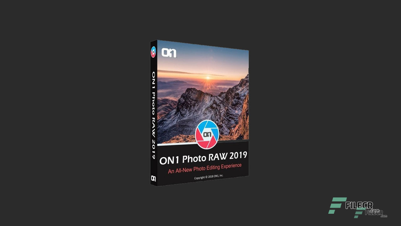 On1 Photo RAW 2019 v13 Free Download