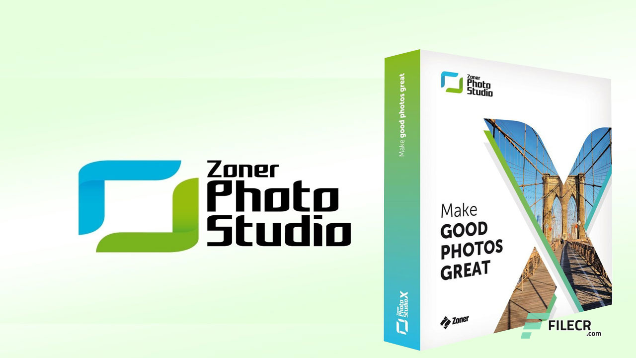 Zoner Photo Studio X 19.1909.2.198