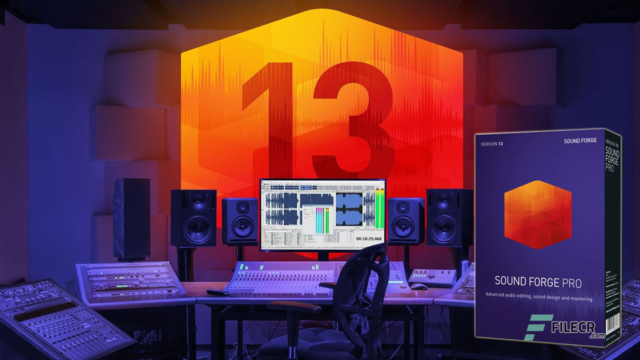 Magix-Sound-Forge-Pro-13-Free-Download