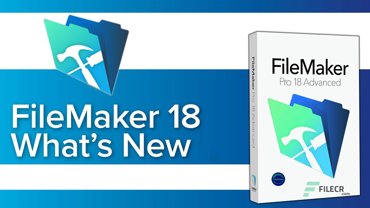 FileMaker Pro 18 Advanced Free Download