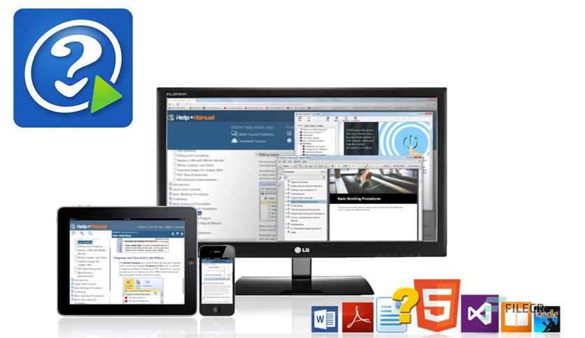 Help & Manual Professional Edition 8.2.1 Build 5670