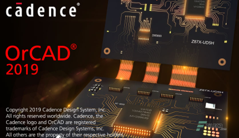 Cadence-SPB-Allegro-and-OrCAD-2019-Free-Download