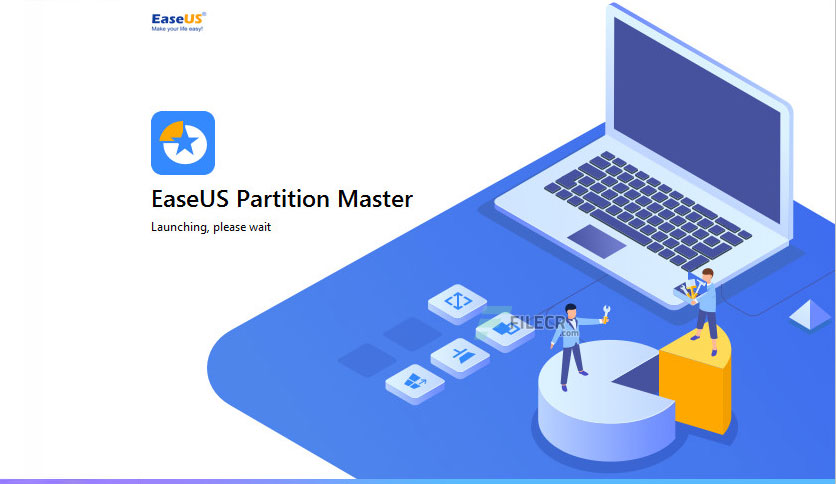 EaseUS Partition Master 14.5 + WinPE ISO