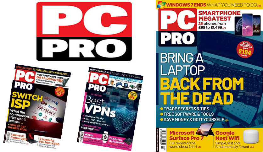 PC PRO – Issue 306, April 2020