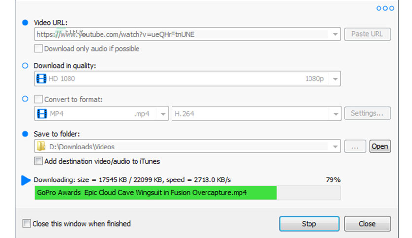 Robin YouTube Video Downloader Pro 5.21.0