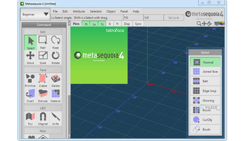 Tetraface-Inc-Metasequoia-Free-download-04