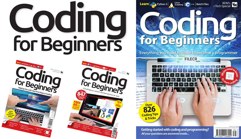 Coding for Beginners (Second Edition) – Volume 31, 2019