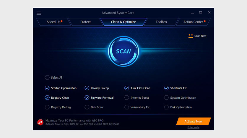 Advanced SystemCare Pro 13.6.0.291 / Ultimate 13.3.0.148