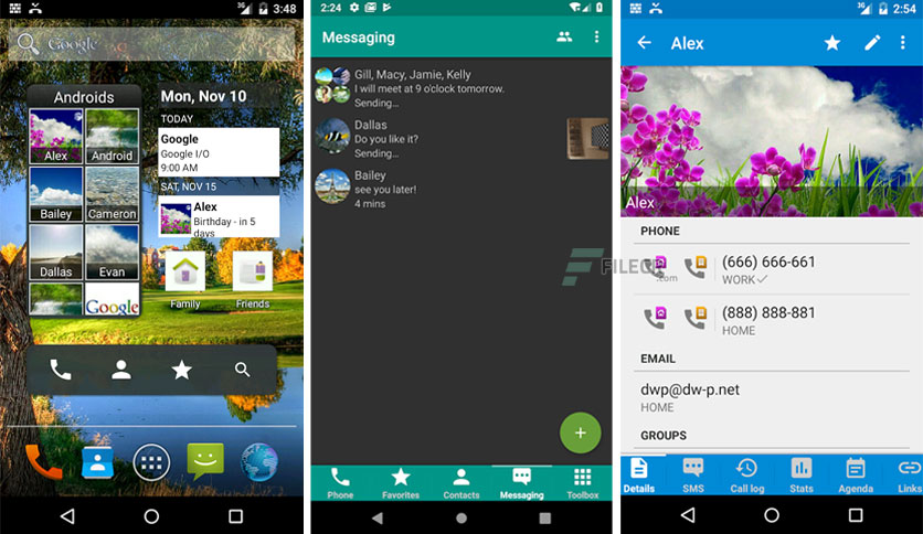 DW Contacts & Phone & SMS Pro v3.1.7.5