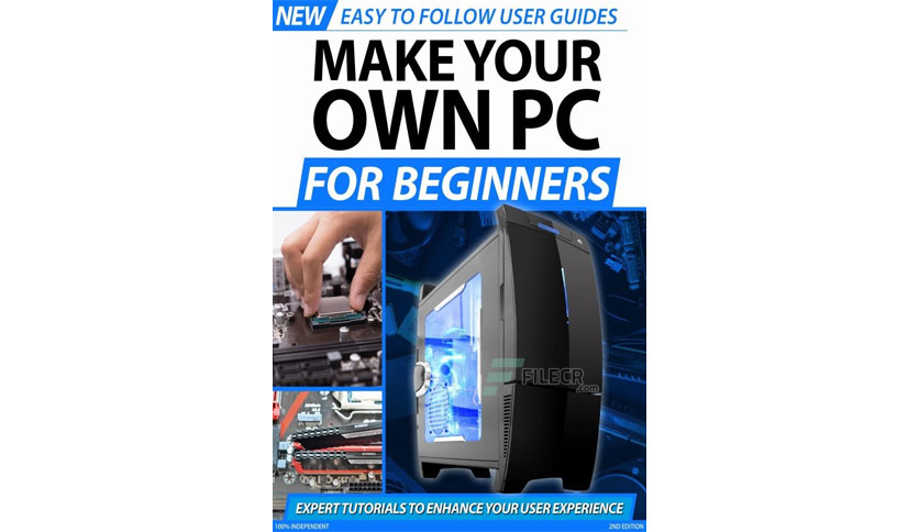 Make Your Own PC For Beginners – 2nd Edition 2020
