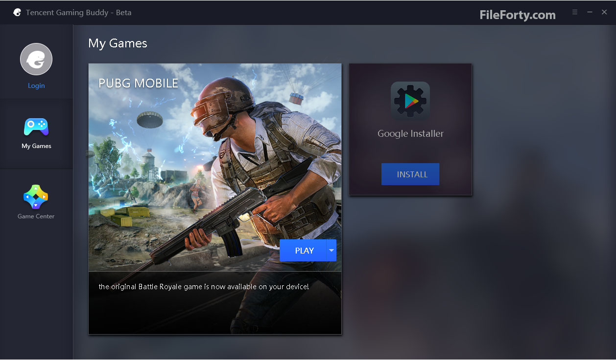 tencent gaming buddy free download global and vietnam version for pc