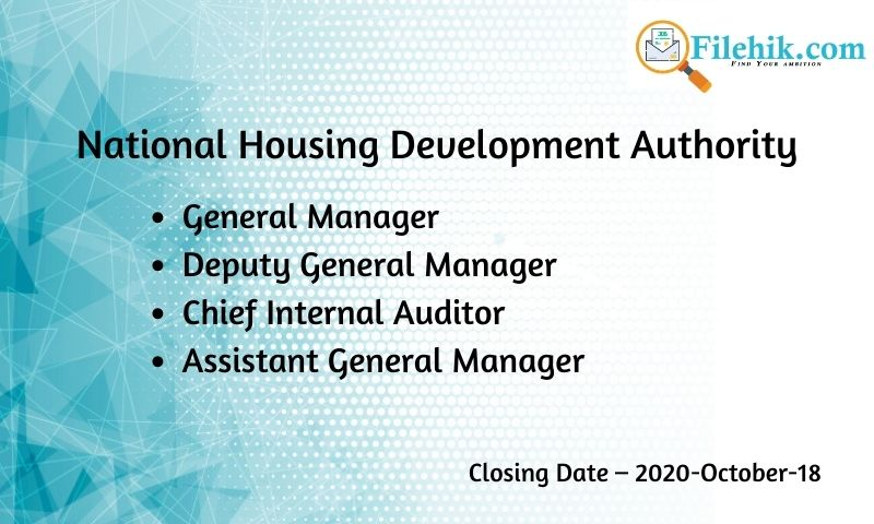 General Manager, Deputy General Manager, Chief Internal Auditor, Assistant General Manager