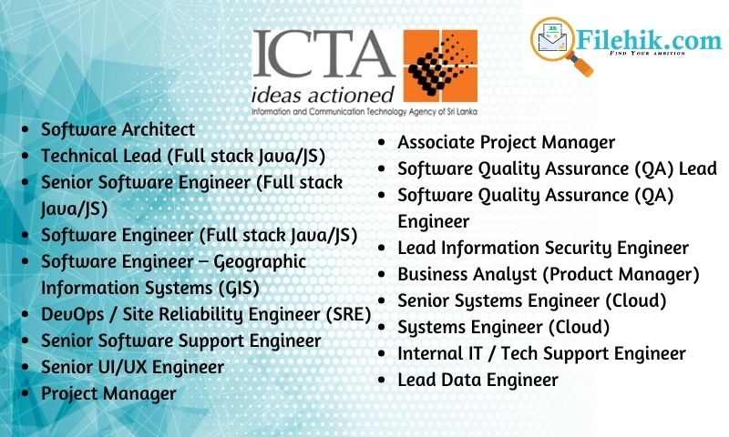 Software Architect, Technical Lead (Full Stack Java/Js), Senior Software Engineer (Full Stack Java/Js), Software Engineer (Full Stack Java/Js) More…