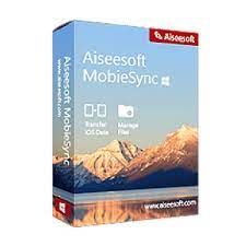 Aiseesoft MobieSync Crack v2.1.6 + Patch With Serial Key 2021