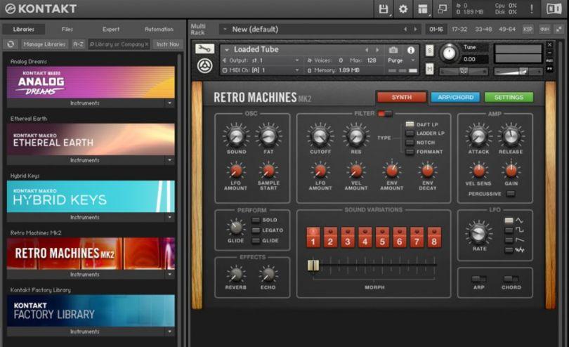 Native Instruments Kontakt Crack 6.5.1 Full Version With Keygen Free Download