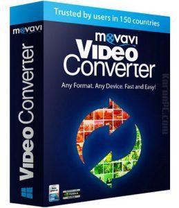 Movavi Video Converter v21.5.0 Crack Premium & Full Serial Key 2021