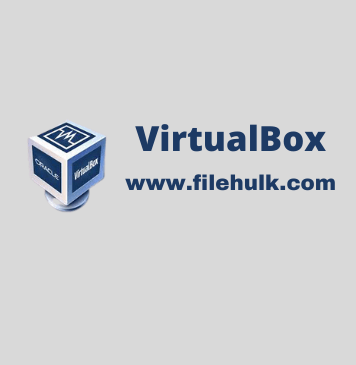Oracle VM VirtualBox for virtualization