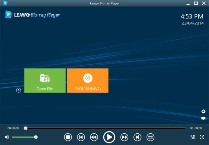 Leawo Bluray Player Free Media Player