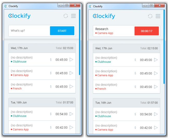 clockify-time-tracking-software