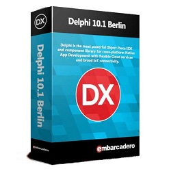 Embarcadero Delphi 10.2 Free Download