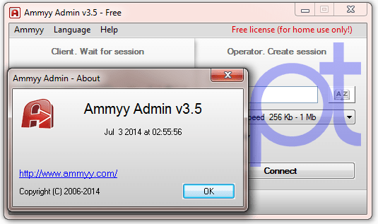 ammyy admin for mac free download