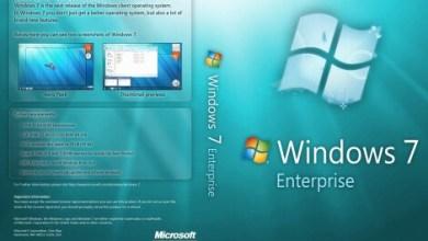 Photo of Windows 7 Enterprise ISO Download Full Version 32- 64 Bit