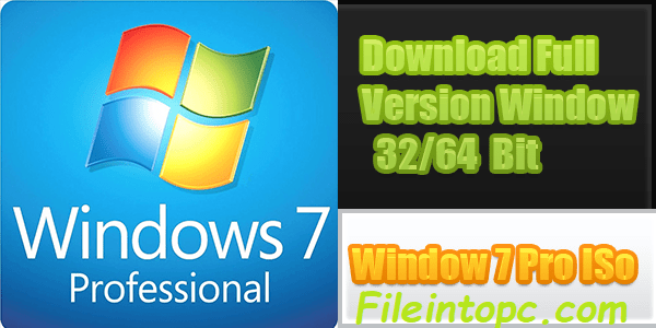 Windows 7 Professional ISO Full Version Download