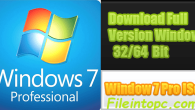 Windows 7 Professional ISO Full Version