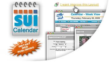 Filemaker Calendar Template  seedcode complete filemaker