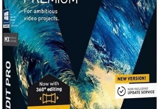 MAGIX Movie Edit Pro 2019 Premium Full Crack