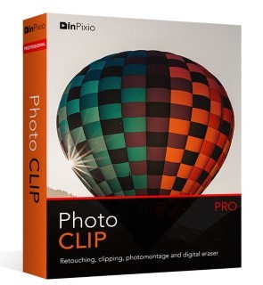 InPixio Photo Clip Pro 9.0 Full Crack