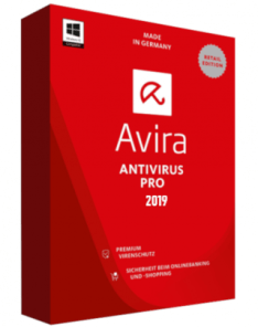 Avira Antivirus Pro 2019 Crack Free Download