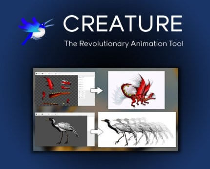 Creature Animation Pro 3.62 Crack