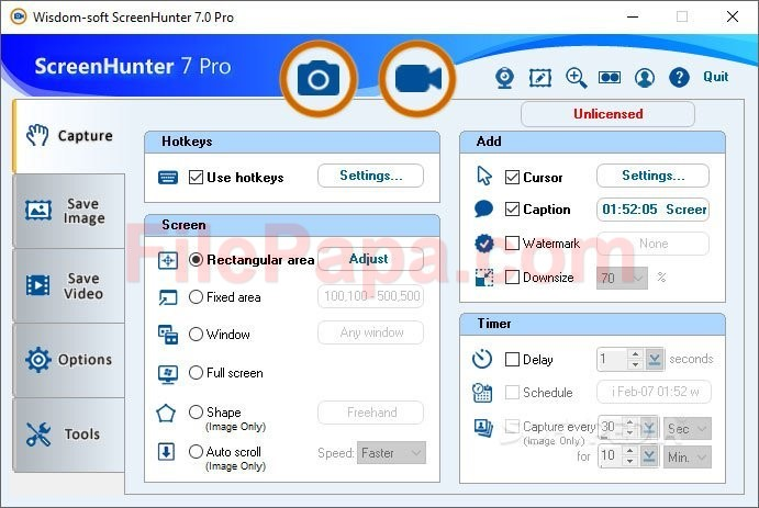 ScreenHunter Pro 7.0.995 Full Crack