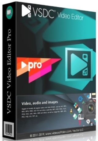 VSDC Video Editor Pro 6 3 3 963 Crack With Key Free Download
