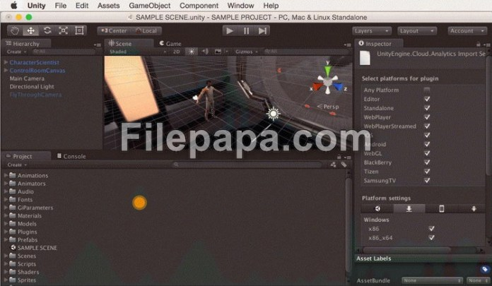 Unity Pro 2019.1.1f1 Crack Free Download