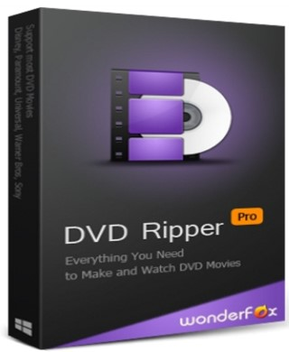 WonderFox DVD Ripper Pro 13.1 Crack