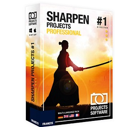 Sharpen Projects Professional Crack + Serial Key