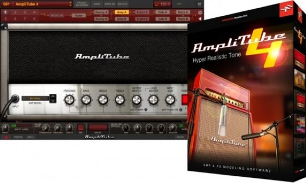 AmpliTube 4 Complete 4.10.0B Keygen Download