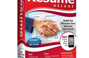 WinWay Resume Deluxe Cracked v14.00.016 [Latest]