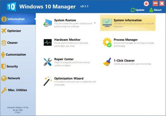 Windows 10 Manager keygen