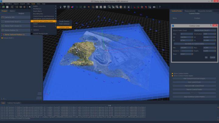 3DF Zephyr Aerial Crack