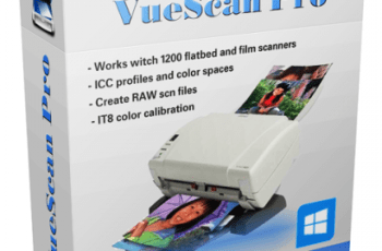 VueScan Pro Crack 9.7.20 (x86/x64) + Launch [Latest]